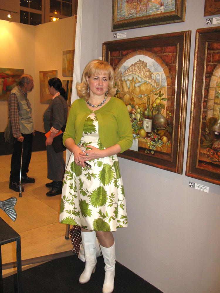 АРТ-МАНЕЖ 2011. Елена Калашникова
