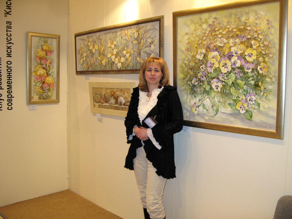 Первый фестиваль искусств. Елена Калашникова