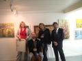 Выставка в Баден-Бадене ( Германия) 25.04- 10.05. Елена Калашникова