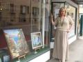 Выставка в Баден- Бадене. 25.04-10.05. 2013г. Елена Калашникова