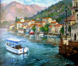 Черногория. г. Перестх