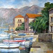 Черногория. г. Перест