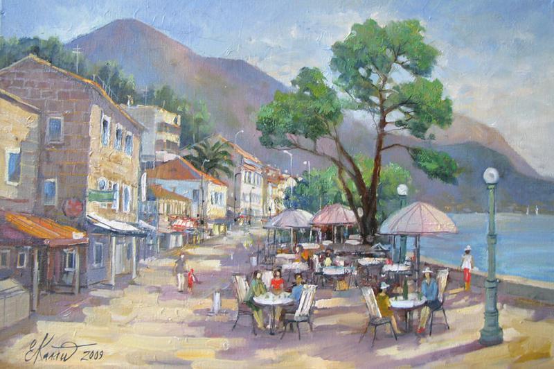 Черногория. Поселок Сутоморе