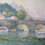 Черногория. Скадорское озеро