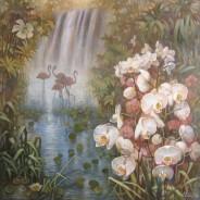 Фламинго. Райский сайт