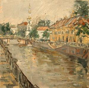 Санкт-Петербург. Собор Николы Морского