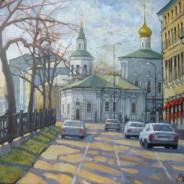 Москва. Сретенский бульвар