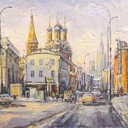 Таганская-площадь. Москва