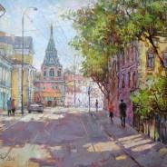 Москва. Улица Полянка