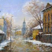 Москва. Вид на Яузскую улицу